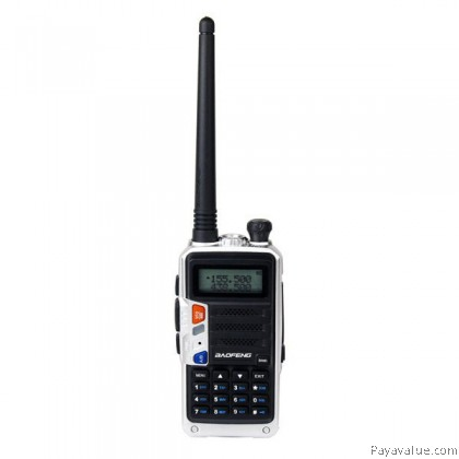 Baofeng FF-12P Dual Band VHF 136-174MHz / UHF 400-520MHz Two Way Radio Walkie Talkie (1PC)