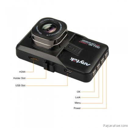 Anytek A98 Full HD 1080P 3.0
