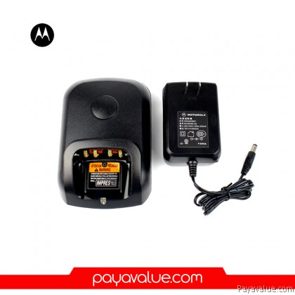 Motorola WPLN4226A 18V 900mAh Charger & Adapter for CP7668 Two-Way Radio Walkie Talkie