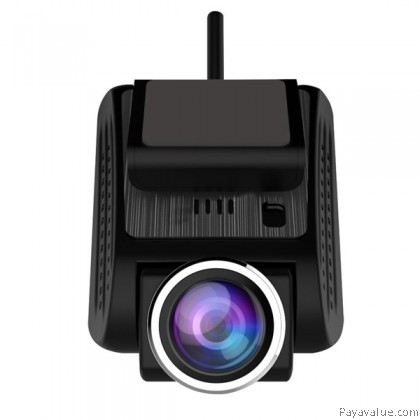 Anytek A33 2.5 IPS High Light Screen WIFI 360?? Wide-Angle G-Sensor Four Night Vision Car DVR Camera Video Recorder - Black