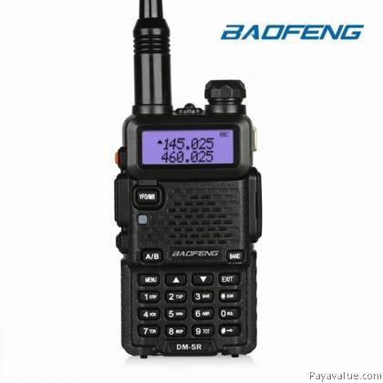 BaoFeng DM-5R Dual Band DMR UV5R + Digital Radio Walkie Talkie