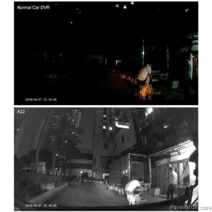 VREC Anytek A22 Full HD 2.7
