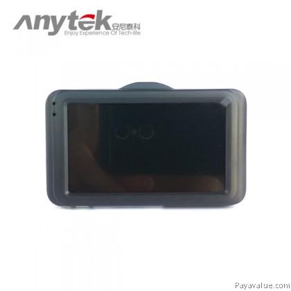 (VREC) Anytek X18+ Dual Camera 3 inch 1080P FHD G-Sensor S-Overlap WDR Car DVR Camera Video Recorder