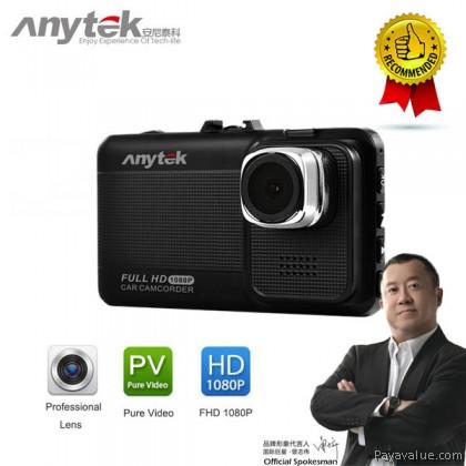 Anytek A60A  Full HD WDR Video Recorder G-Sensor WDR Dash Cam