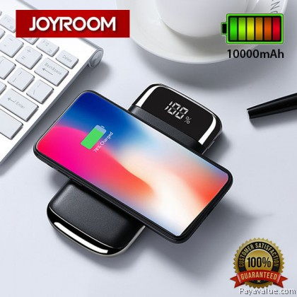 Joyroom JR-D121 ZHI Series 10000mAh 1 for 3 Devices Convenient / Quick / Intelligent Wireless Powerbank