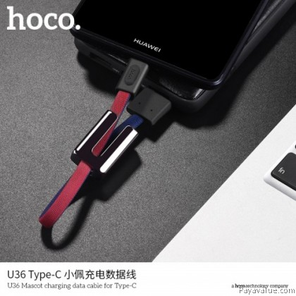 Tcom Hoco U36 Type-C l Mascot Charging Data Cable