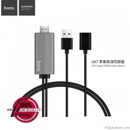 Tcom Hoco UA7 Apple HDMI cable adapter
