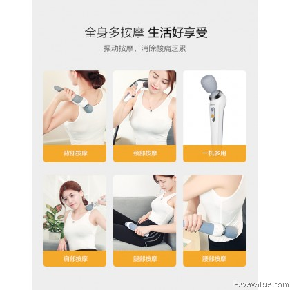"""Multifunctional Waterproof Massage Stick""""World Top Cervical Spine Relieve Stick"""""""