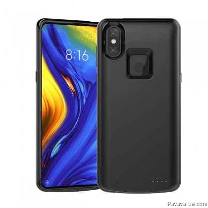 Tcom Mi Mix 3 5000mAh Powercase Battery Case Extended For Xiaomi Charging Case