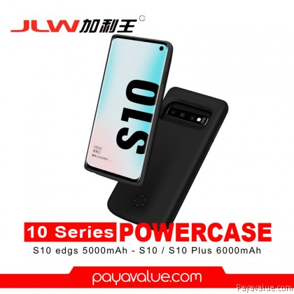 JLW Samsung Galaxy S10 / S10 Plus / S10 Edge Powercase Mobile Battery Case Protective Casing SAMSUNG Cover