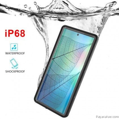 Samsung Note 10 / Note 10 Plus IP68 Waterproof Case Protective Case Cover Travel Partner